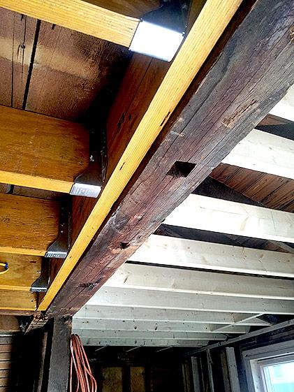 Fire Damaged House Repairs Brancaleone Engineering